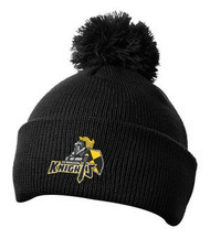 CMFA New Era Pom Pom Toque - Black
