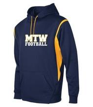 Metro Toronto Wildcats ATC PTECH Fleece Hooded VarCITY Sweatshirt