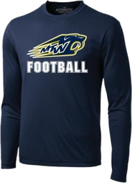 Metro Toronto Wildcats ATC Pro Team Long Sleeve T-Shirt - Ladies