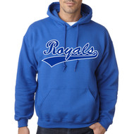 GMB Gildan Adult Heavyweight Men's Hoody - Royal