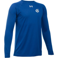 GMB Under Armour Youth Long Sleeve Locker T - Royal (GMB-044-RO)