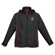 AJX Razor Adult Team Jacket - Black/Red (AJX-011-BK)