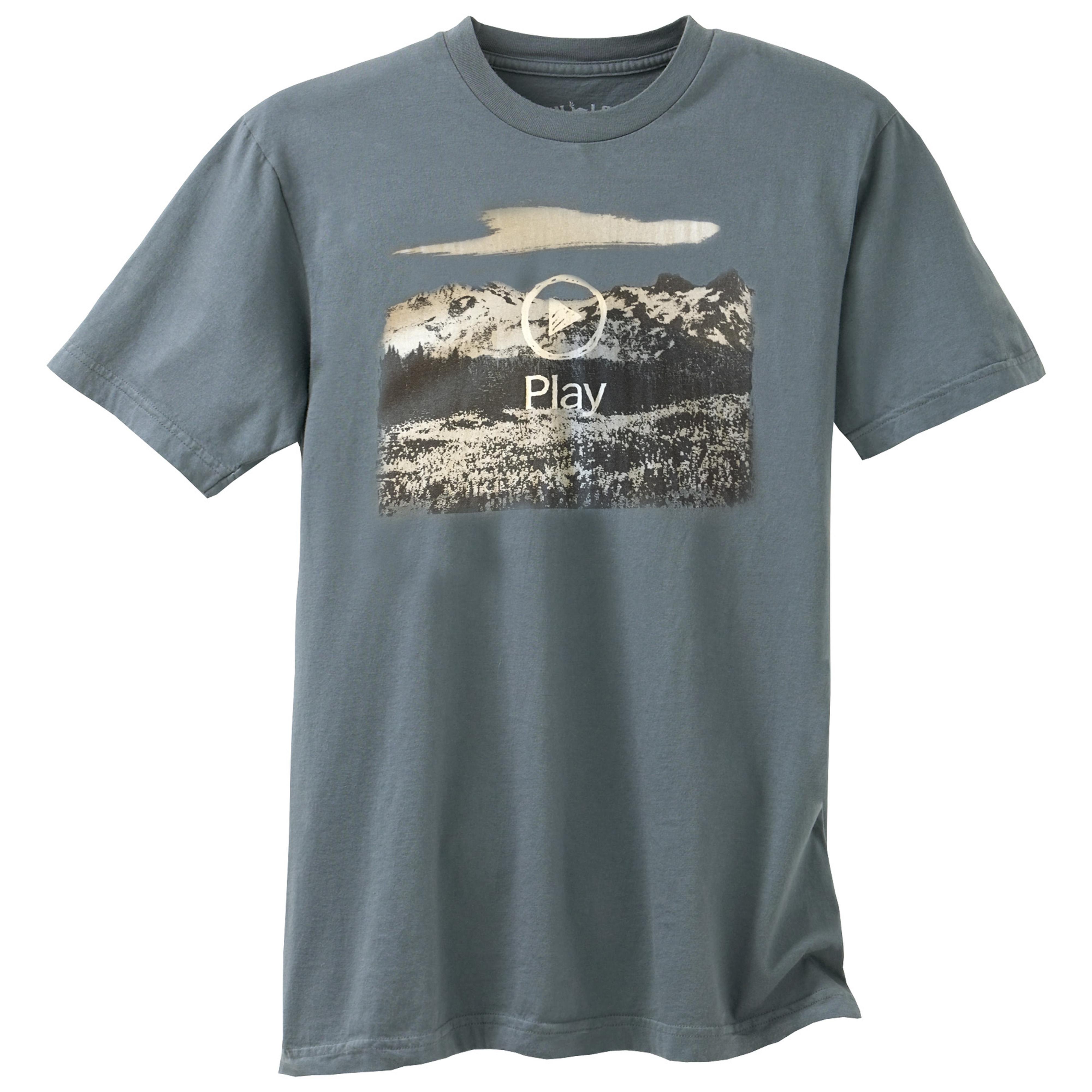 Organic Hiking T Shirts Green Label Organic