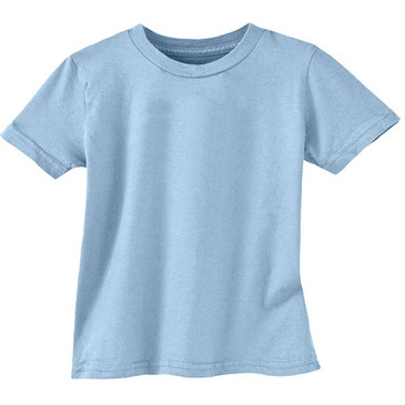 Organic Cotton Toddler Tee - Blue Bird