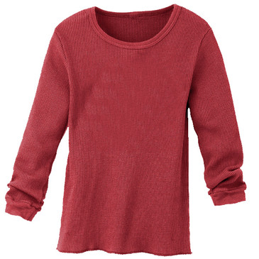 Infant Thermal Solid - Poppy