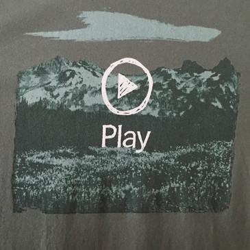 Play Men's T-Shirt - Willow Small