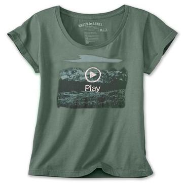 Women's Organic Classic Scoop - Play Willow