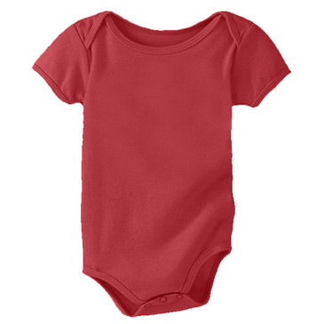 60 % Off Solid Infant Onesie - Gala - 6-12M