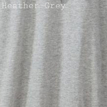 50% Off Solid Men's T-Shirt - Heather Grey Small