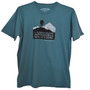 Men's Made in America Outdoor Tees - Impossible Bay Blue