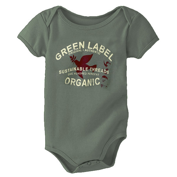 Infant Onesie Authentic Willow