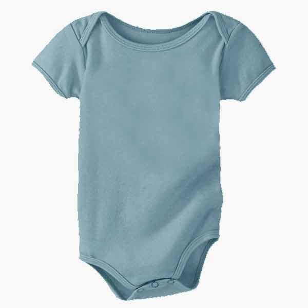 Infant Onesie Harbor Blue