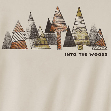 Into The Woods Men's XXL T-Shirt