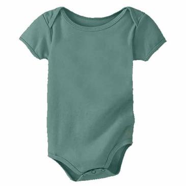 Infant Onesie Teal