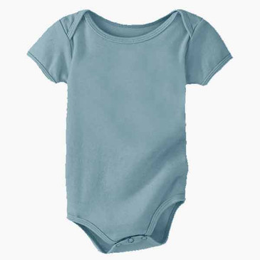 Infant Onesie Harbor Blue