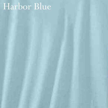 Solid Men's Slim Fit T-Shirt - Harbor Blue Large