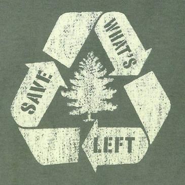 Save Men's T-Shirt Willow
