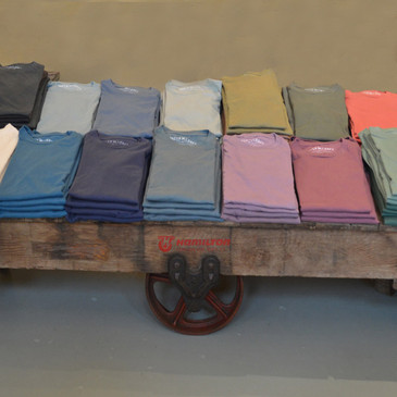 Women's Organic Slim Scoops - Solid Colors