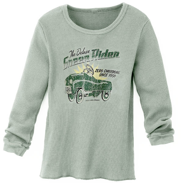 Infant Thermal Green Rider Sage