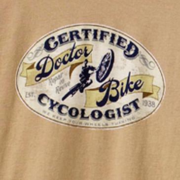 Men's Crew Dr. Bike Late