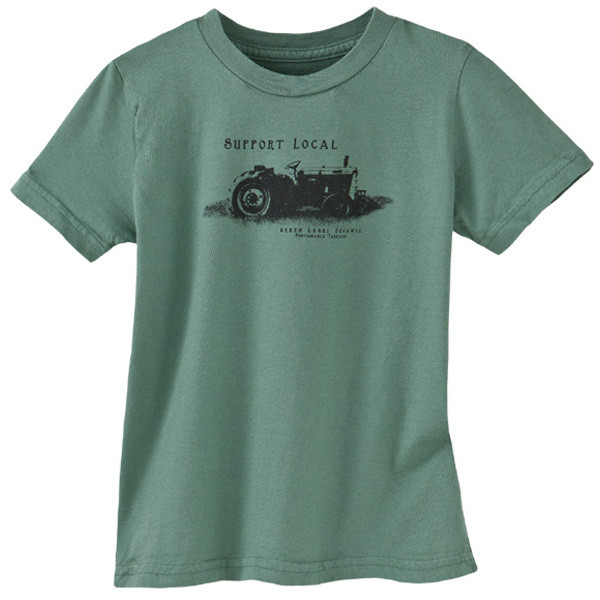 Men's Sustainable and Made in America XXL T-Shirts - Sea Green