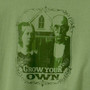 Men's Long Sleeve XXL T Shirts - Grow Your Own Moss