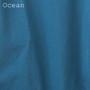 Women's Organic XXL Classic Scoops - Solid Ocean