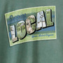 Women's Crew Local Postcard Willow