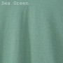 Women's Classic Scoop Solid Sea Green