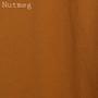 Women's Super Soft Organic Cotton Classic Scoop Solid - Nutmeg