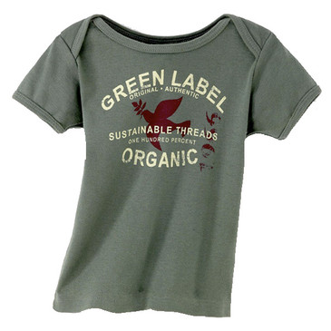 Authentic Infant Lap Tee