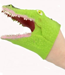 Light green Croc