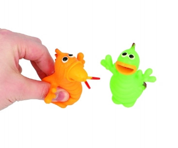 Pop Tongue Dinos (only 1 supplied)