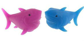 Cutesy blue or purple Baby Shark (only 1 supplied)