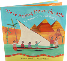 Sailing Down the Nile Story Book