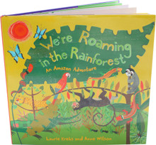 Roaming in the Rainforest Story Book