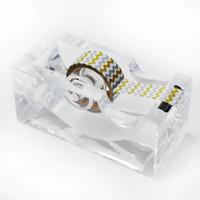 Lucite | Acrylic Tape Dispenser