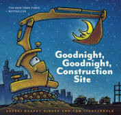 Goodnight Goodnight Construction Site Book