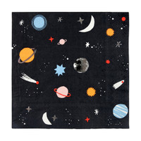 Space Napkins- Large