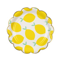 Lemon Plates- Small