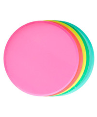 Rainbow Plate Set- Large