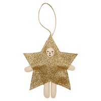 Star Costume Tree Decoration