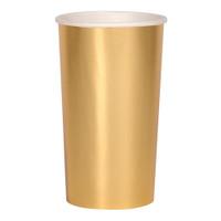 Gold Highball Cups