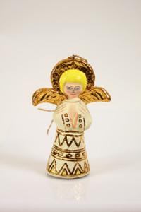 Modern Angel Ornament