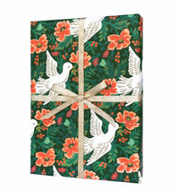 Peace Dove Wrapping Sheets- Set of 3