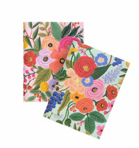 Garden Party Pocket Notebooks- Pair of 2