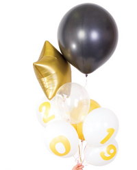 Party Balloon Bundles- 2019 Balloon Pack