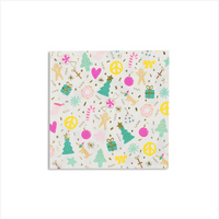 Merry + Bright Napkins- Large