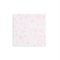 Frosted Napkins- Large