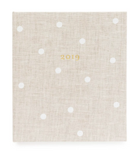 Flax Dot 2019 Concealed Planner
